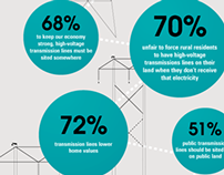 Washington Power Line Survey Infographic