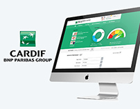 BNP // Online Portal