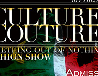 Culture Couture Flier