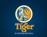 Tiger Beer - On-Ground Activation