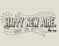 HAPPY NEW YEAR AIRE