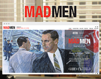 Mad Men Universe - Website
