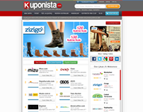 Kuponista Designed and Developed by iLead Digital