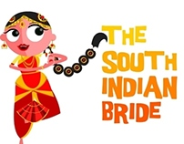 The south Indian Bride