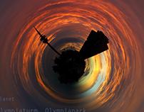 Planet 6: Olympiapark Sunset