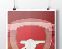 Simplified Football Badges