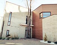 service building | budynek usługowy