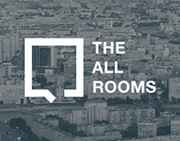 THE ALL ROOMS logo, 2014