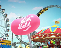 Cotton Candy - Jelly belly Beans