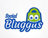 Brand design - Social Bluggus
