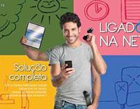 Santo de Casa Endomarketing - design editorial