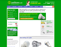 Ledstore UK Designed and Developed by iLead Digital