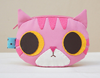 Pinky Paotoong coin purse