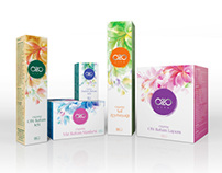 Ozo Cosmetic Packaging