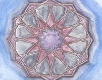 Islamic Geometric style