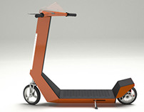 ASPHALTT electric scooter