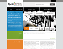Quatchem UK designed and developed by iLead Digital