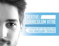 Creative Curriculum Vitae