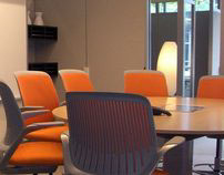 Breakout Space: Steelcase Learning Center