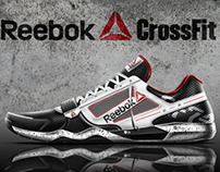 Reebok Crossfit concept