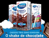 Trio Zero Gordura