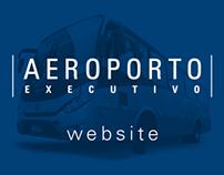 Website | Aeroporto Executivo