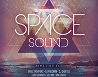 Space Sound Flyer