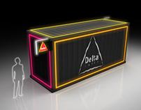 Delta Pop-up Store || CONCEPT