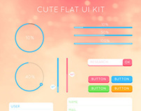 Cute UI KIT