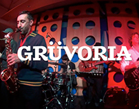 Gruvoria - Live at The Paintbox (Concert Video)