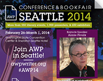 2014 AWP Conference Advertisements