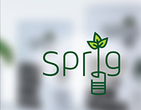 Sprig - Grow your own herbs
