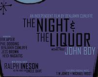 The Night & The Liquor Johnboy- Short film