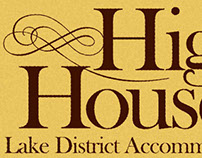 High Houses Website
