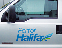 Port of Halifax Branding