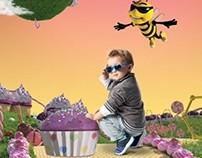 Bee Happy Advertising