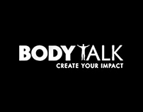 UK Body Talk - Emailer & Landing Page Design