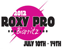 ROXY Event Poster