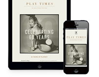 Playboy Club London's Responsive Emails
