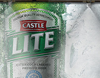 Castle Light Brand Activation
