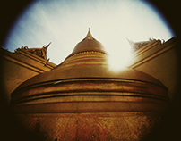 ˈwändəriNG: Thailand