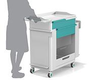 Procedure Cart for DepartmentofSurgery