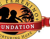 Cafe Femenino Foundation logo redesign