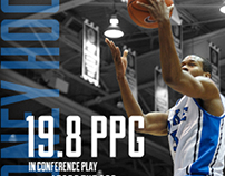 Duke Basketball (Rodney Hood InfoGraphic)