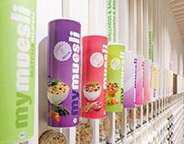 mymuesli shop design