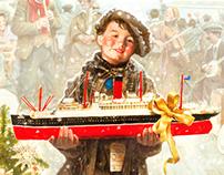 CHRISTMAS REVELS 2012