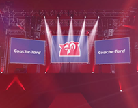 COUCHE TARD - LA VOIX