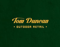 Tom Duncan Outdoor brand