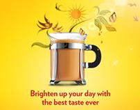Lipton Sip 2 campaign