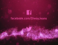 Diway Jeans // Introducing Social Networks